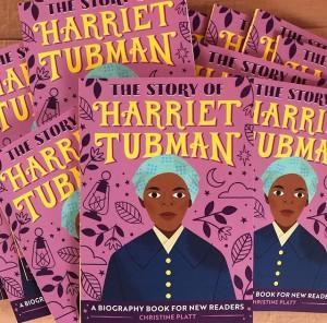 Loris Lora Harriet Tubman